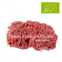Carne Picada Mixta de Ternera Ecológica y Cerdo Ecológico, Pack 0,5 Kg (Ecoviand)