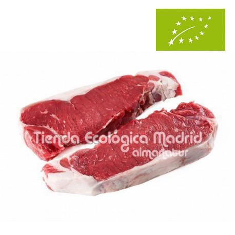 Entrecot de Ternera Asturiana Ecológica , Pack 0,5 Kg (Bioastur)