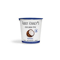 Yogur de Coco Estilo Griego 350 Ml (Abbot Kinney)