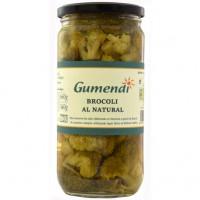 Brócoli al Natural 660 Gr (Gumendi)