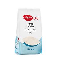 Harina de Trigo 500 Gr (El Granero)
