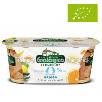 Yogur Estilo Griego Desnatado con Cítricos 2 x 125 Gr (Casa Grande de Xanceda)