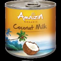 Leche de Coco Bio 400 Ml (Amaizin)