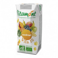 Zumo Vita 12 Cocktail 6 x 20 Cl (Vitamont)