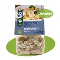 Risotto con Calabaza 250 Gr (Rice & Rice)