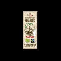 Chocolate con Leche 39 % Cacao 25 Gr (Solé)