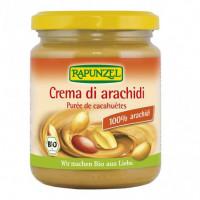 Crema de Cacahuete 250 Gr (Rapunzel)