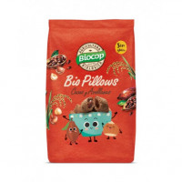 Pillows de Cacao y Avellanas 300 Gr (Biocop)