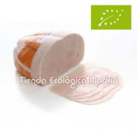 Pechuga Cocida de Pavo Ecológico, Pack 100 Gr