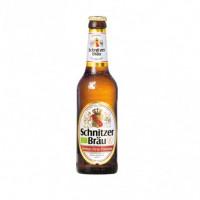 Cerveza de Mijo Sin Gluten 330 Ml (Schnitzer)