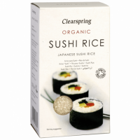 Arroz Orgánico para Sushi 500 Gr (Clearspring)
