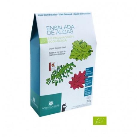 Ensalada de Algas 25 Gr (Porto-Muiños)