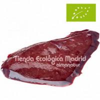 Hígado de Ternera Asturiana Ecológica , Pack 0,5 Kg