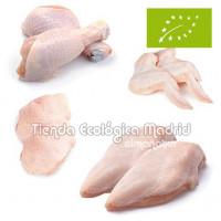 Pollo en cuartos, unidad de 1,600 kg aprox
