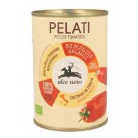 Tomates Pelados en Lata 400 Gr (Alce Nero)