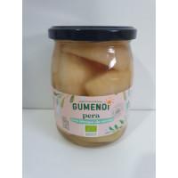 Pera en Almibar 550 Gr (Gumendi)