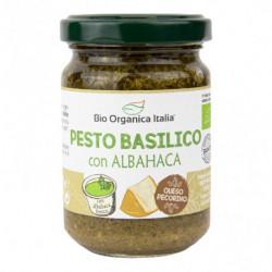 Pesto Verde de Albahaca con...