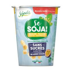Yogur de Soja con Plátano y...