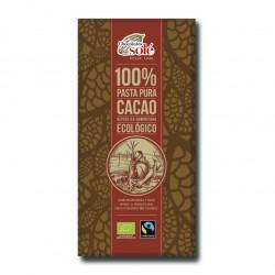 Chocolate Negro 100 % 100...