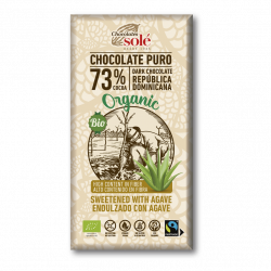 Chocolate Negro 73 % Cacao...