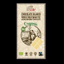 Chocolate Blanco 100 Gr (Solé)