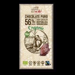 Chocolate Negro 56 % 100 Gr...