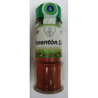 Pimentón Dulce 38 Gr (Biocop)
