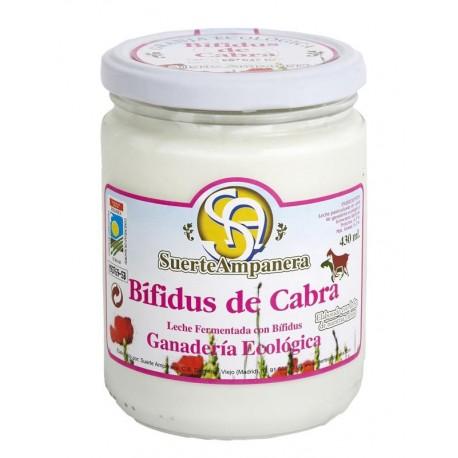 Bifidus de Cabra, 430 Ml (Suerte Ampanera)