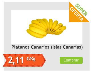 Platanos Canarios