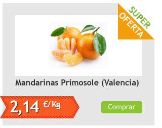 Mandarinas Primosole